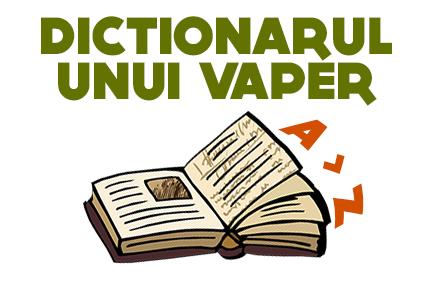 Micul Dictionar al unui Vaper