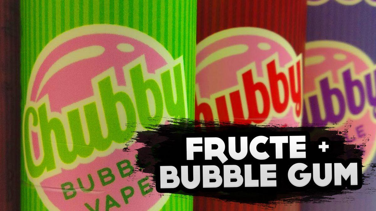 "Chubby Bubble Vapes – Lichide ""Gumate"""