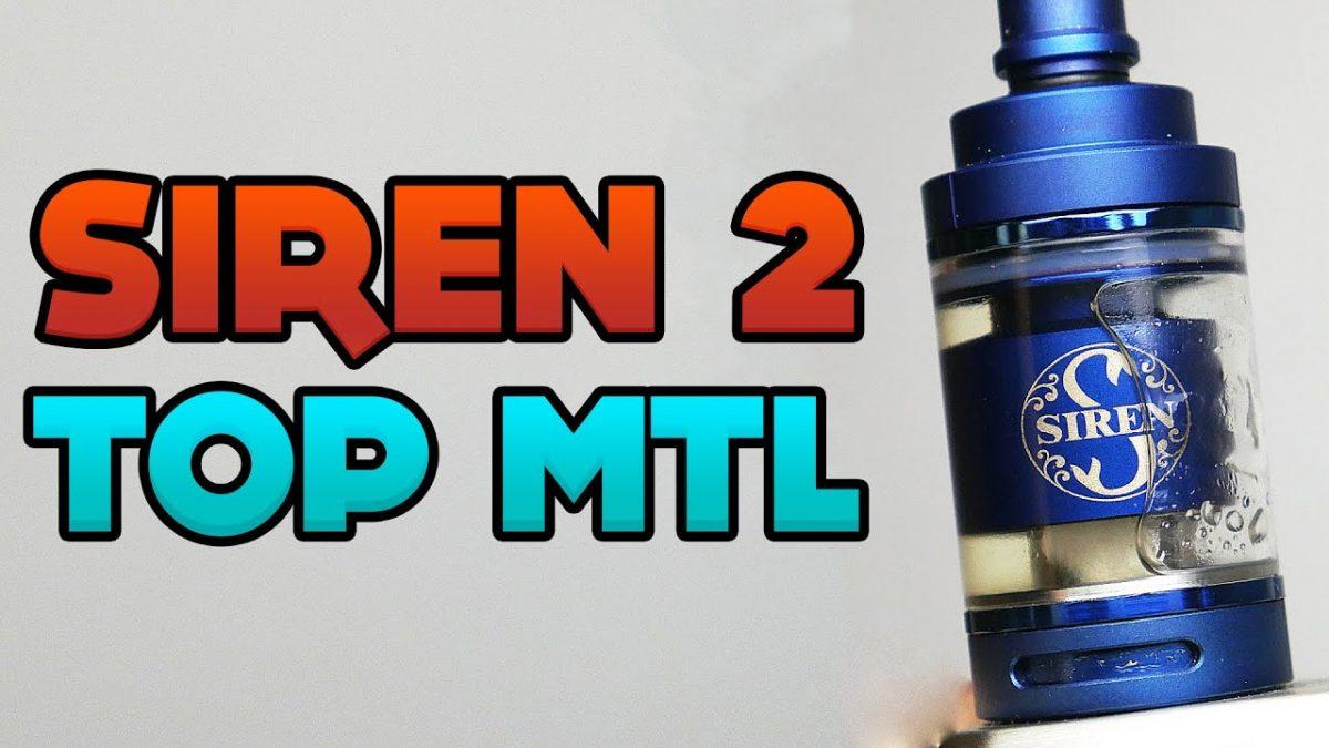 DIGIFLAVOR Siren 2 –  Un MTL bun si ieftin