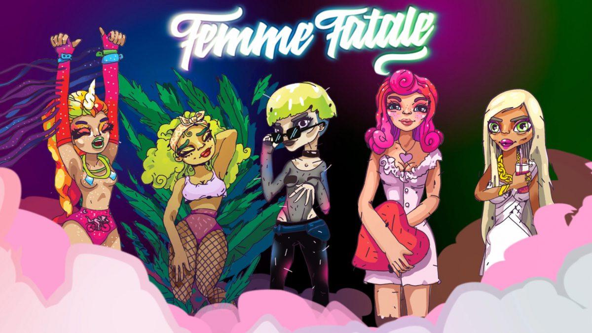 Femme Fatale by DIFFER VAPE – Unice, aromate, fructate, dulci